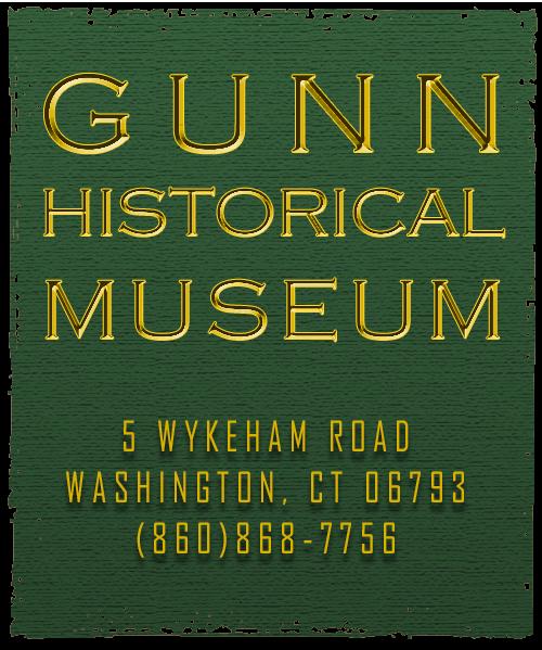 Gunn Historical Museum | 5 Wykeham Road, Washington, CT 06793 | (860)868-7756